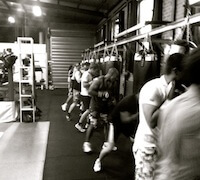 boxing class melbourne
