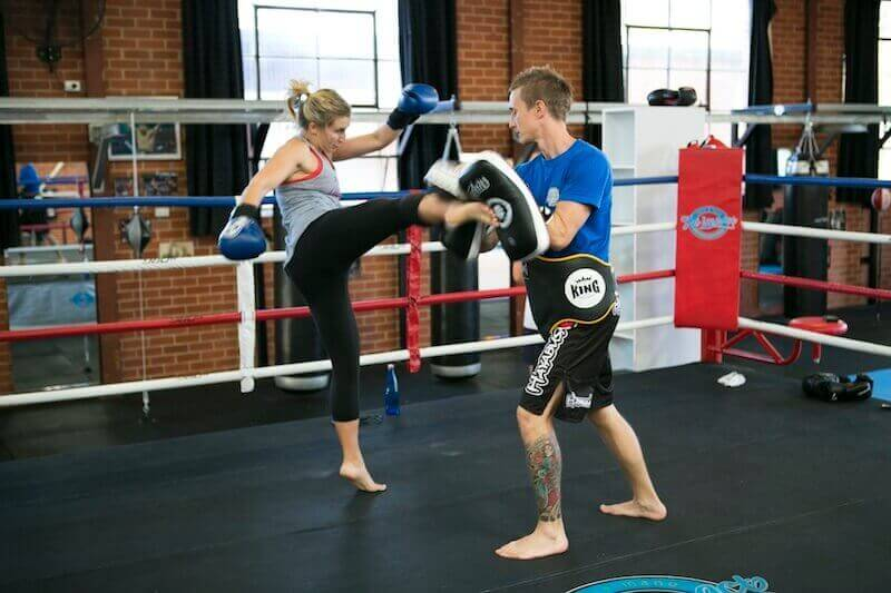 Muay Thai Classes for Women
